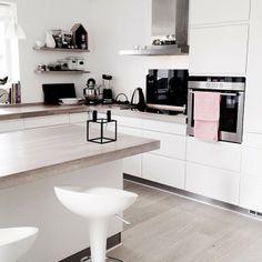 grifflose Küche | Nolte Küchen | Küche | Pinterest | Kitchens ...