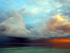 Oncoming Storm -  Caribbean Islands
