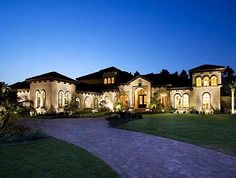 #houseplan 63169HD to be built by Eric in California. Over 6,400 sq ft and 5 beds on two floors.