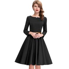 615bf8dbc0a New Black Designer Western Dress for Girl. Pin Up Dresses