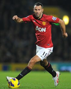 Giggs was rewarded with a one-year contract extension after another consistent year