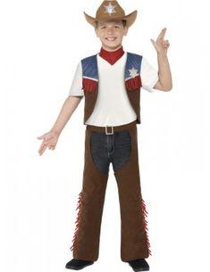 Texan Cowboy Costume2
