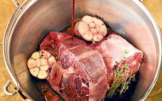 Peposo (Tuscan stew)