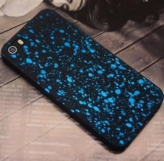 For iPhone 5s Star Case Matte Skin Hard Back Cover for iPhone 5 5s 5G Starry Sky PC Phone Protective Case Bags Covers