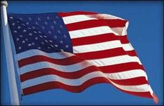 Sewn Nylon 2x3 American Flag