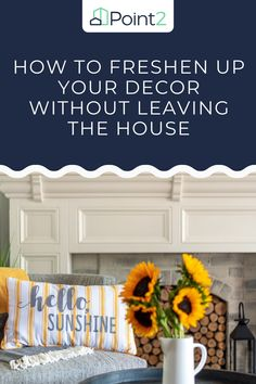 The great thing about redecorating with what you have is that it requires minimal commitment. You haven't spent anything, and if you don't like it, you can just put it back the way it was! With that in mind, here are five fun ways to revamp your decor and give your home a fresh, new look while social distancing. Home Design Decor, House Design, Vintage Steamer Trunk, Instant Face Lift, Unique Coffee Table, Moving Furniture, Creative Thinking, Minimal, New Homes