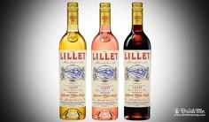 Lillet, just one aperitif to add to the collection.