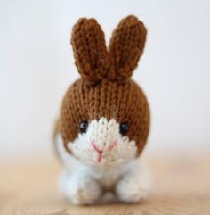 (6) Name: 'Knitting : Dutch Rabbits