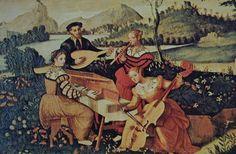 Studio of Bonifazio de' Pitati - Bonifazio Veronese (also Bonifazio Veneziano; 1487-1553) Italian painter.