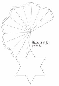 Notes Over 10 - 4 Naming Space Figures Octagonal pyramid