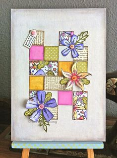 PaperArtsy: 2015 Topic 22 Masterboards {Challenge}