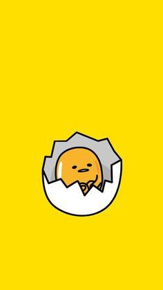 Gudetama stickers featuring millions of original designs created by independent artists. Sanrio Wallpaper, Kawaii Wallpaper, Disney Wallpaper, Tumblr Stickers, Cool Stickers, Emoji Stickers, Kawaii Drawings, Cute Drawings, Cute Lockscreens