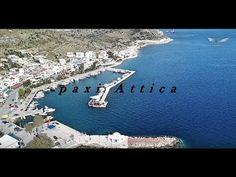 Μόλις 30 λεπτά από την Αθήνα συναντάει κανείς ένα ψαροχώρι μοναδικής ομορφιάς που λίγοι γνωρίζουν, ιδανικό για μονοήμερη! Greece, Diy And Crafts, Places, Youtube, Youtubers, Grease, Youtube Movies, Lugares