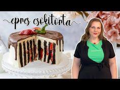 Az epres csokis spiráltorta nagyon látványos desszert, amit sokkal könyebb elkészíteni, mint gondolnád. Ráadásul gluténmentes. Nézd meg a receptvideót! ✔️ The Creator, Birthday Cake, Mint, Baking, Youtube, Food, Birthday Cakes, Bakken, Essen