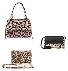 """Leopard Print"" by terrqi on Polyvore featuring moda, Givenchy, Chloé i Chico's"