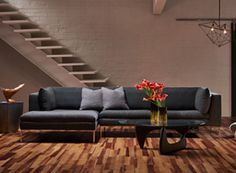 American Leather : Inspiration Sofa