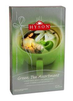 Název Produktu: Výběr zeleného čaje Kód produktu: CZGT032 Hmotnost: 72g (6 příchutí x 6 sáčků x 2g) Ingredience: Zelený čaj s příchutěmi (Baronessgrey, vanilka, višeň, jasmín, borůvka, soursup). Popis produktu: V dárkové krabičce naleznete 6 různých druhů zeleného čaje. Každá tato příchuť je v balení po 6kusech. Čajové sáčky jsou zabalené do papírových přebalů (2g). 84,53 Kč