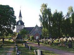 Föglön kirkko – Wikipedia