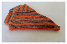 Megetar: Helpot ja hauskat tossut + ohje Beanie, Knitting, Hats, Fashion, Tricot, Knitting Socks, Tejidos, Moda, Hat