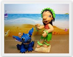 Lilo e Stitch by Biscuit da Pati