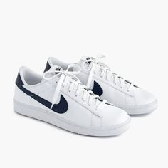 Nike® Tennis Classic sneakers in white db0aff6659e