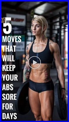 Up your abs game - do these five out-of-the-box exercises to fire up the muscle fibers you didn't know you had. It's all about health, beauty and fitness. Fitness Workouts, Fun Workouts, Fitness Hacks, Fitness Motivation Pictures, Health Motivation, Lifting Motivation, Best Weight Loss, Weight Loss Tips, Fitness Inspiration