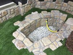 Rivestimenti in pietra per decorare giardini