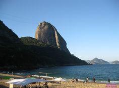 https://flic.kr/p/vFGdBB   Praia   Uma tarde de céu limpo na Praia Vermelha no bairro da Urca. Rio de Janeiro