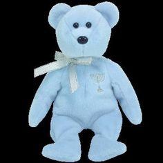 aa15ac68e18 Amazon.com  Ty Beanie Baby - Happy Hanukkah bear  Toys   Games