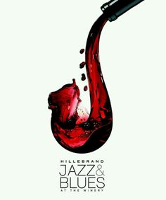 Jazz and blues winery // poster design, typography, illustration, graphic design, editorial Design Visual, Graphisches Design, Creative Design, Print Design, Flyer Design, Smart Design, Clean Design, Design Elements, Poster Design