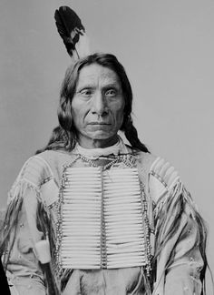 Red Cloud - Oglala Sioux (c Native American Quotes, Native American Women, Native American Fashion, Native American History, Native American Indians, Native Americans, Cherokee Indians, Red Indian, Native Indian