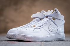 buy popular 648d3 0cb9c NIKE AIR FORCE 1 HI JUST DON COMPLEXCON WHITE AO1074 100