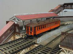 model elevated trains | Elevated railroads - General Discussion (Model Railroader) - Model ...