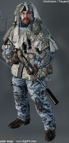 call of duty black ops character
