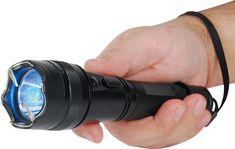 stun-gun flashlight