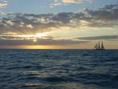 Key West, Florida (Most beautiful sunsets)