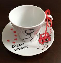 Damat Fincanı, Tuzlu Kahve Fincanı  #damatfincani #tuzlukahve #söz #kızisteme