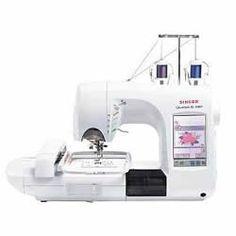 Singer Quantum XL-5000 Sewing & Embroidery Machine FS