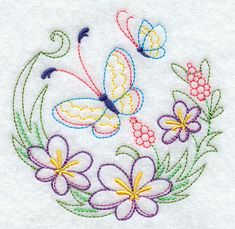 Machine Embroidery Designs at Embroidery Library! - Color Change - G9600