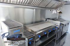 Food Truck Inside food trucks for sale – interior galleries custom food truck ...