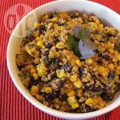 Quinoa with Black Beans and Cumin @ allrecipes.co.uk
