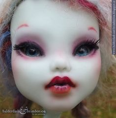 My Customized Dolls (Lots-o-pictures!) - Monster High Dolls .com