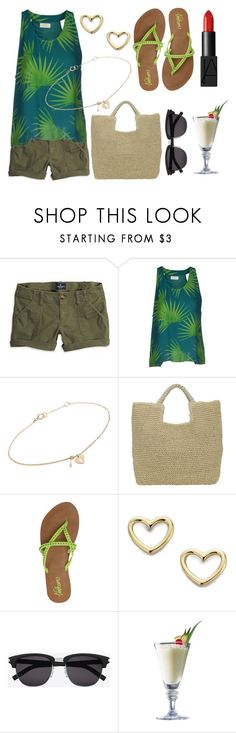 """""""Untitled #2122"""" by aannggiiee ❤ liked on Polyvore featuring American Eagle Outfitters, Nümph, Minor Obsessions, John Lewis, Volcom, Marc by Marc Jacobs, Yves Saint Laurent, Rachel and NARS Cosmetics"""