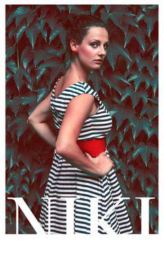Niki vogue style photo  photo: Kristýna Hrdličková Model: Nikola Keresztenyová