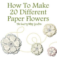 DIY paper peonies with free printable template. [how to make paper flowers, DIY paper flower template, easy paper flower tutorial, paper craft] Handmade Flowers, Diy Flowers, Fabric Flowers, Paper Flowers, Paper Peonies, Felt Flowers, Book Crafts, Diy Crafts, Fleurs Diy