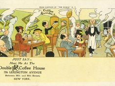The Roosevelt Family Built a New York Coffee Chain 50 Years Before Starbucks - Teddy Roosevelt's children brought fresh-roasted beans and European coffeehouse culture to Manhattan
