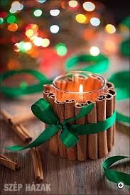 may have to make some of these as Christmas gifts. I think this might also make a cute Christmas time craft for little ones! Just don't let them light the candle! Noel Christmas, Christmas Candles, All Things Christmas, Winter Christmas, Christmas Decorations, Handmade Christmas, Christmas Quotes, Candle Decorations, Tesco Christmas