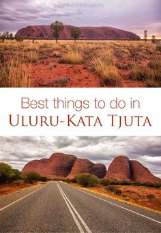 Complete Guide for visiting Uluru-Kata Tjuta in Australia. The best things to do, where to go hiking, when to visit, and where to stay. You need at least two days to visit Uluru-Kata Tjuta but with more time you can take some great day trips. Outback Australia, Visit Australia, Melbourne Australia, Australia 2018, Coast Australia, Perth, Brisbane, Great Barrier Reef, Work And Travel Australien