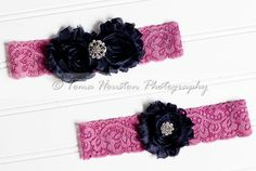 Bridal Wedding Garter Set Dark Navy Shabby by Tomastutusandthings, $10.00  https://www.etsy.com/listing/193529787/bridal-wedding-garter-set-dark-navy?ref=sr_gallery_14&ga_order=date_desc&ga_view_type=gallery&ga_ref=fp_recent_more&ga_page=37&ga_search_type=all