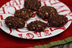 Chocolate-Oatmeal No-Bake Cookies